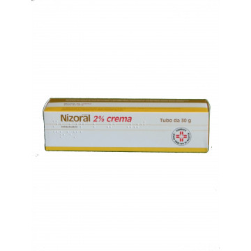 NIZORAL 2% CREMA DERMATITE SEBORROICA E INFEZIONI CUTANEE 30 GRAMMI