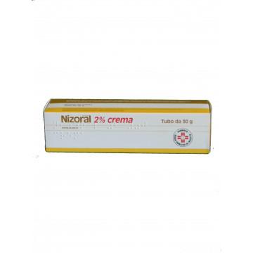 NIZORAL CREMA DERM 30G 2%