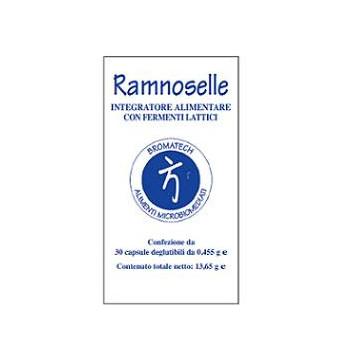 RAMNOSELLE INTEGRATORE FERMENTI LATTICI 30 CAPSULE