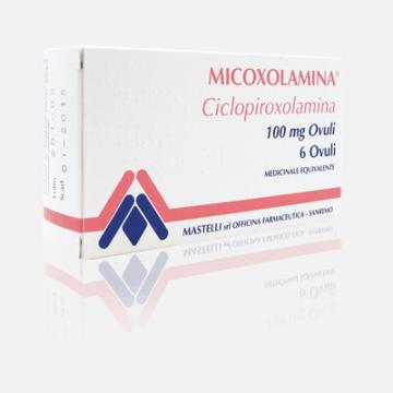 MICOXOLAMINA 6OV VAG 100MG