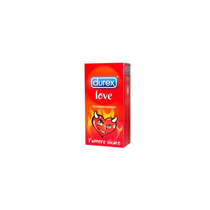 DUREX LOVE 12PZ