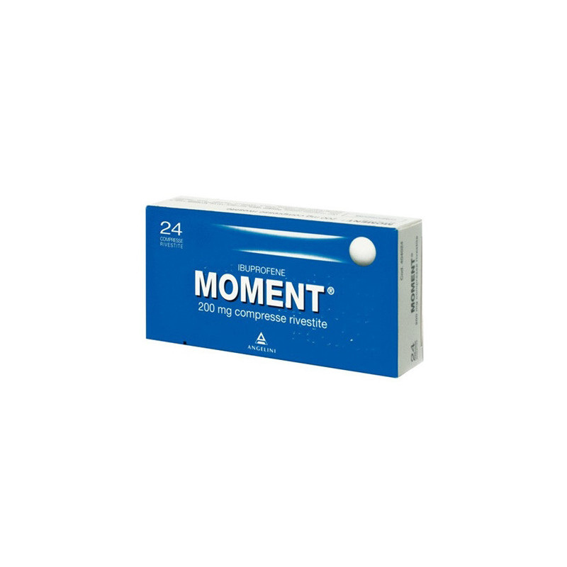 MOMENT 24CPR RIV 200MG