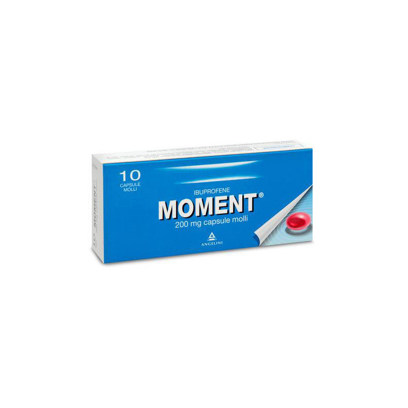 MOMENT 10CPS MOLLI 200MG