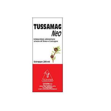 TUSSAMAG NEO SCIROPPO 200ML