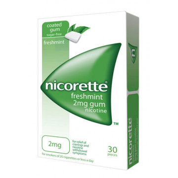 NICORETTE 30GOMME MAST 2MG