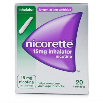 NICORETTE INAL 20FL 1D 15MG