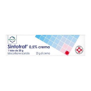 SINTOTRAT CREMA DERM 20G0,5%