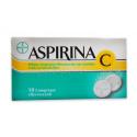 ASPIRINA C 10CPREFF400+240MG