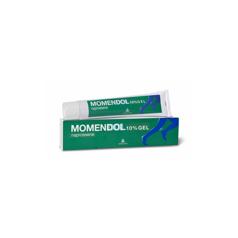 MOMENDOL GEL 50G 10%
