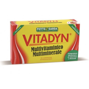 VITADYN INTEGRATORE MULTIVITAMINICO E MULTIMINERALE 30 COMPRESSE