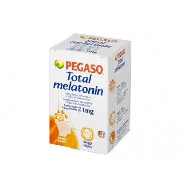TOTAL MELATONIN 180 COMPRESSE