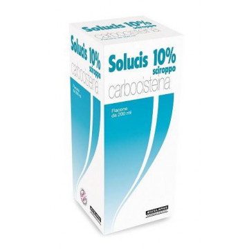 SOLUCIS SCIR 200ML 10%