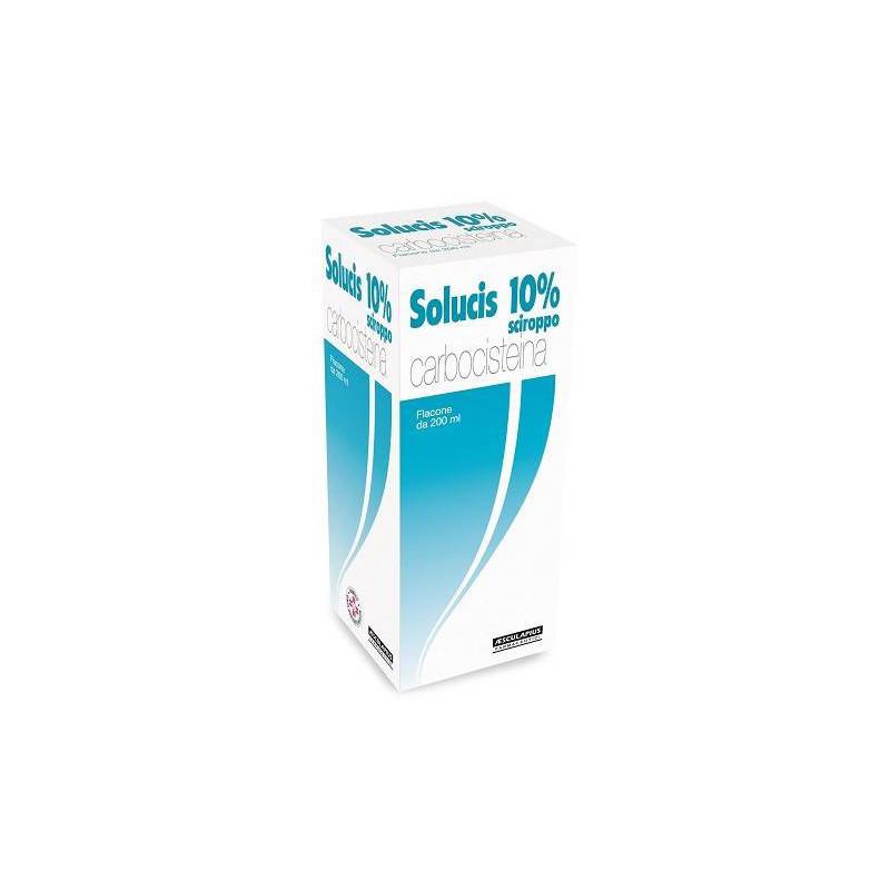 SOLUCIS SCIR 200ML 10%