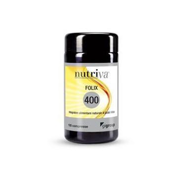 NUTRIVA FOLIX400 100CPR