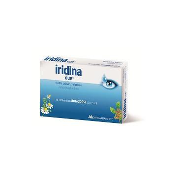 IRIDINA DUECOLL10FL0,5ML0,05