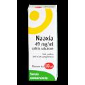 NAAXIA COLLIRIO 10ML 4,9%