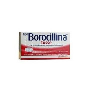 NEOBOROCILLINA TOSSE 20PASTL