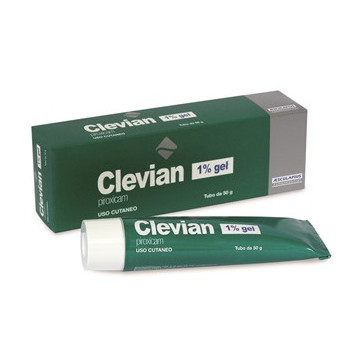 CLEVIAN GEL GEL 50G 1%