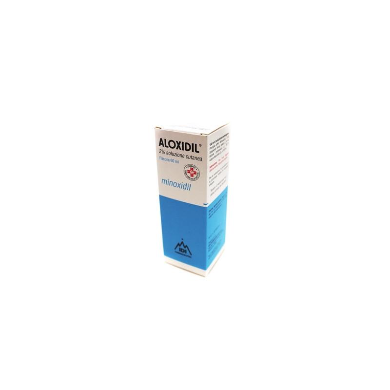 ALOXIDIL SOLUZ 60ML 20MG/ML