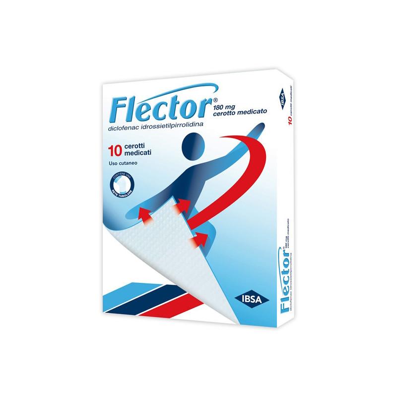 FLECTOR 10CER MEDIC 180MG