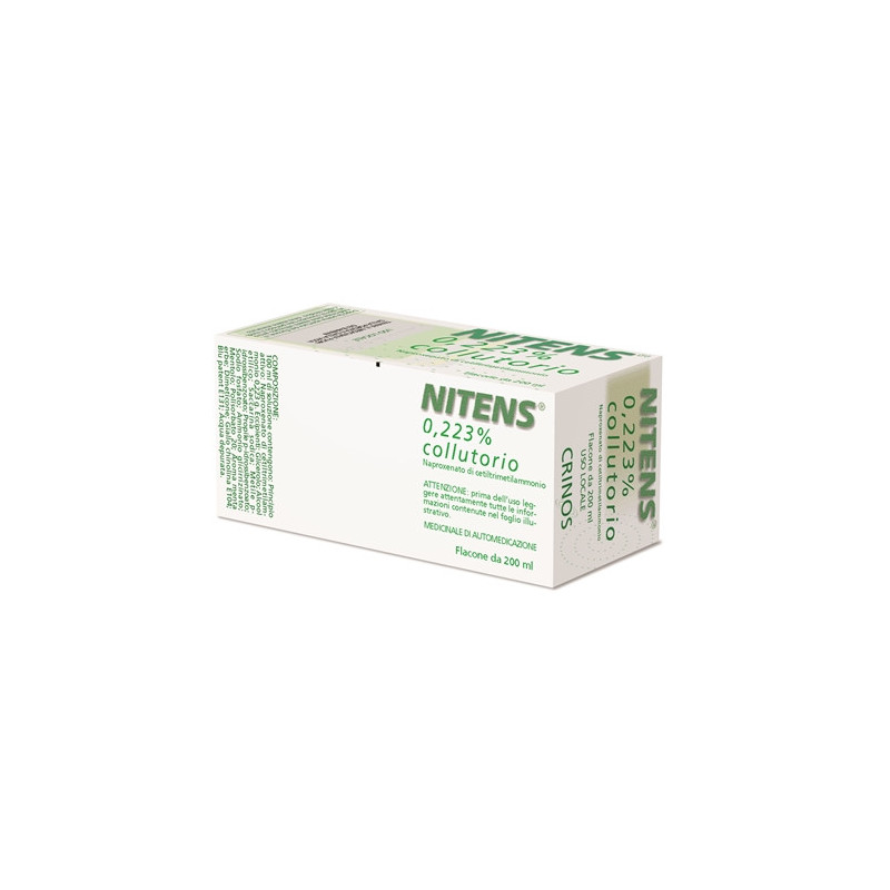 NITENS COLLUT FL 200ML0,223%