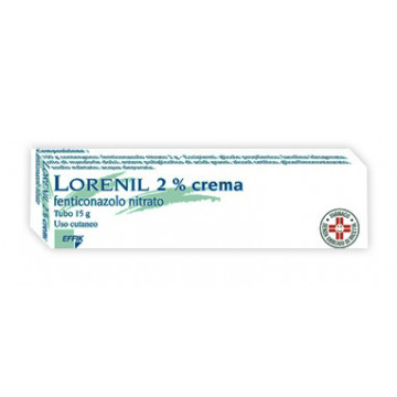 LORENIL CREMA 15G 2%