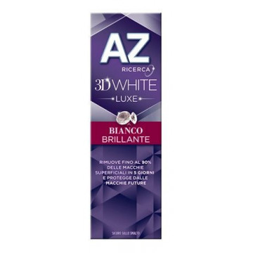 AZ 3D WHITE LUXE BIBRILL75ML
