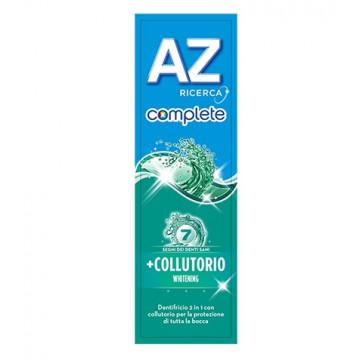 AZ COMPLETE DENTIFRICIO WHITENING + COLLUTORIO