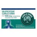 IBUPROFENE C ERBA 10CPR400MG