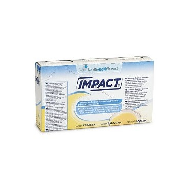 IMPACT ORAL VANIGLIA 3X237ML