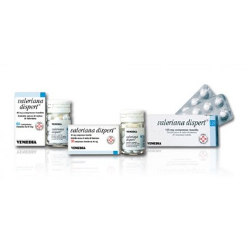 VALERIANA DISPERT 20CPR125MG