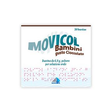 MOVICOL CIOCCOL BB20BUST6,9G