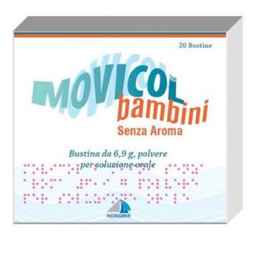MOVICOL BAMBINI SENZA AROMA 20BUSTINE