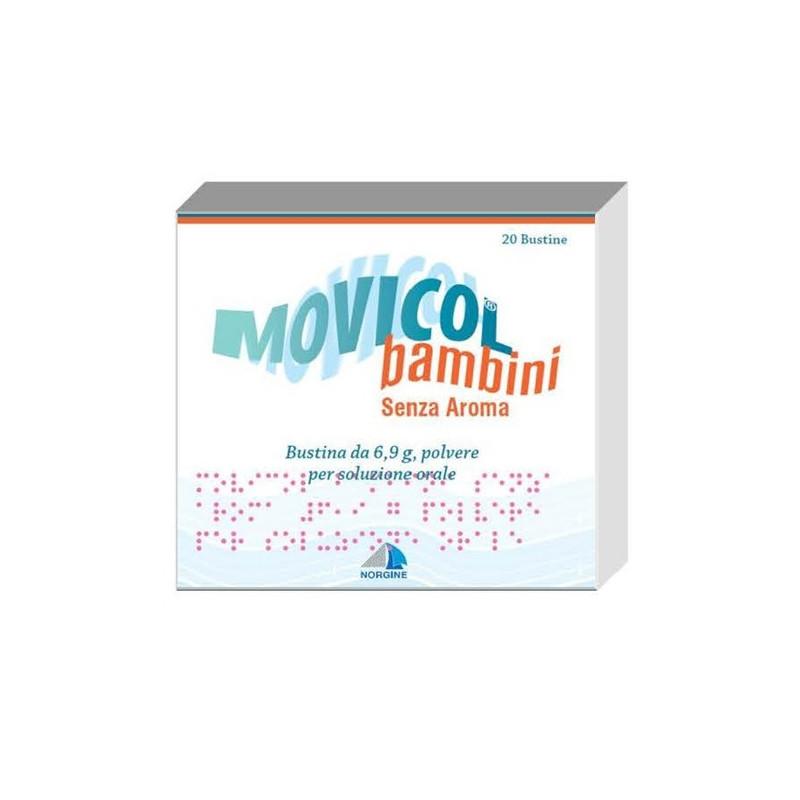 MOVICOL SENZA AROMA BB20BUST