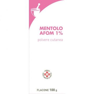 MENTOLO FARM 1% 100G POLVCUT