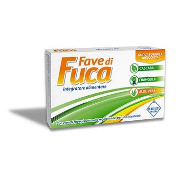 FAVE DI FUCA INTEGRATORE TRANSITO INTESTINALE 40 CAPSULE