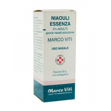 NIAOULI ESSENZA MV 2% GTT20G
