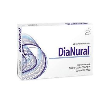 DIANURAL 20CPR 20G