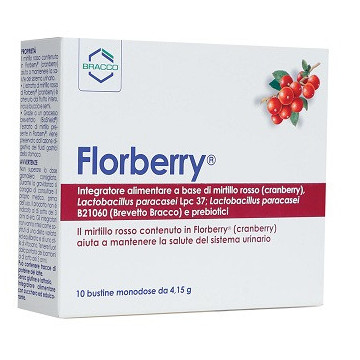 FLORBERRY 10BUST