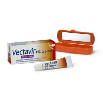 VECTAVIR CREMA 2G 1%