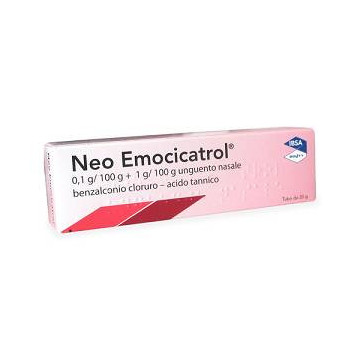 NEOEMOCICATROL UNG RIN 20G