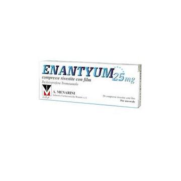 ENANTYUM 20CPR RIV 25MG