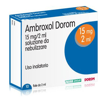 AMBROXOL DOROM NEB10F2ML15MG