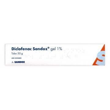 DICLOFENAC SAND GEL 50G 1%