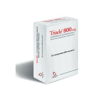 TRIADE 800MG 30CPR EFFERV
