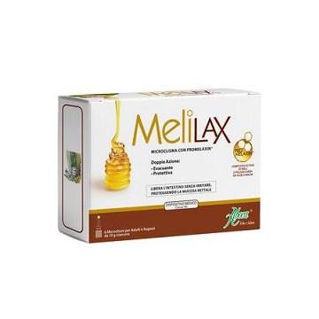 MELILAX  ADULTI AZIONE EVACUANTE 6 MICROCLISMI