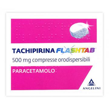 TACHIPIRINA FLASHTAB 500 GRAMMI 16 COMPRESSE