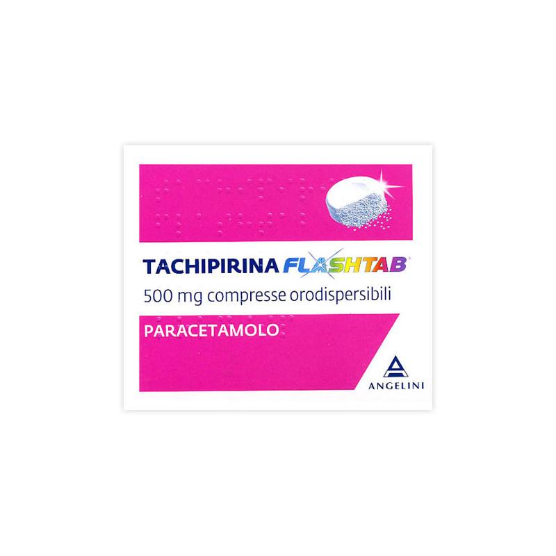 TACHIPIRINA FLASHTAB16CPR500