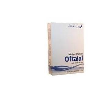OFTAIAL SOL OFTALMICA 10ML