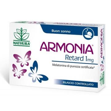 ARMONIA RETARD INTEGRATORE PER IL SONNO 1 MG 120 COMPRESSE
